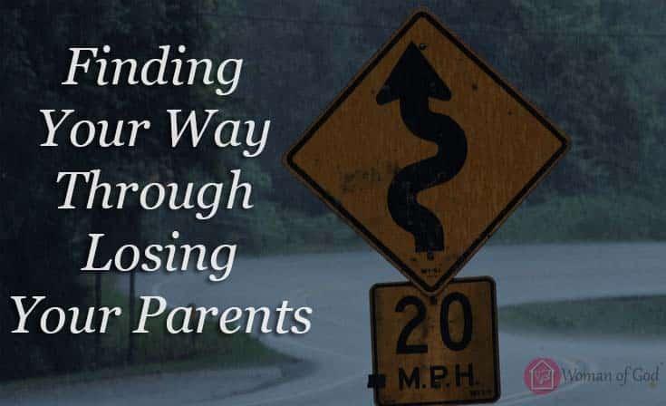 dealing with parent death