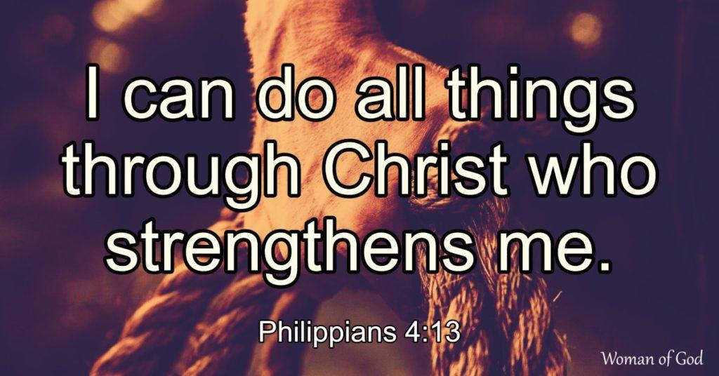 Philippians 4:13 Bible Verse 2