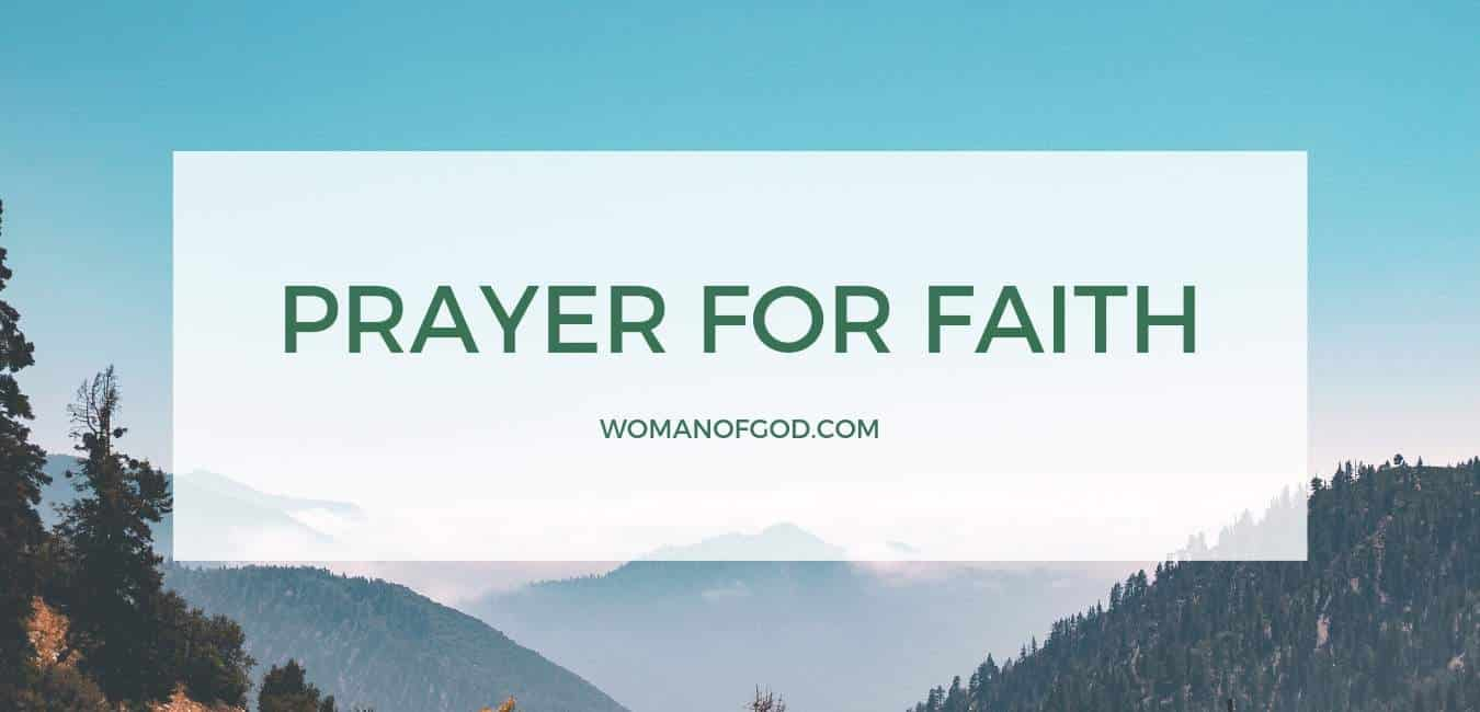Prayer For My Husband - Woman of God - A Place For The