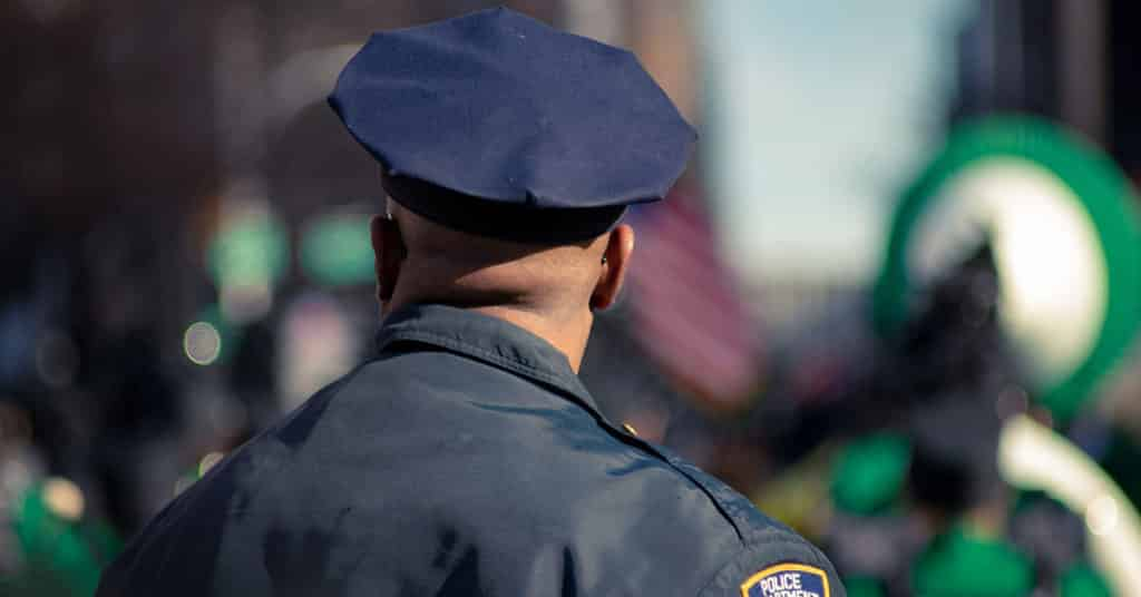 prayer to keep police officers safe
