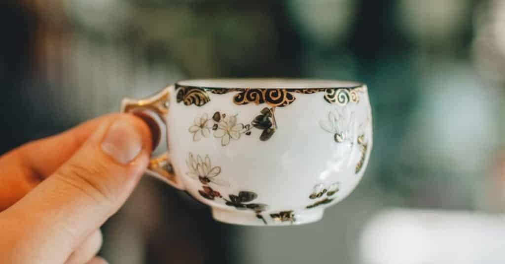 tea time with God