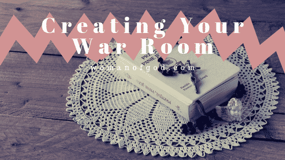 creating your war room