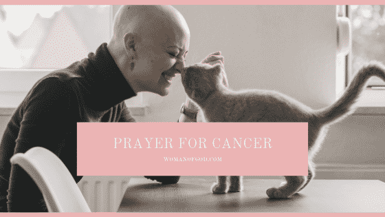 prayer for cancer