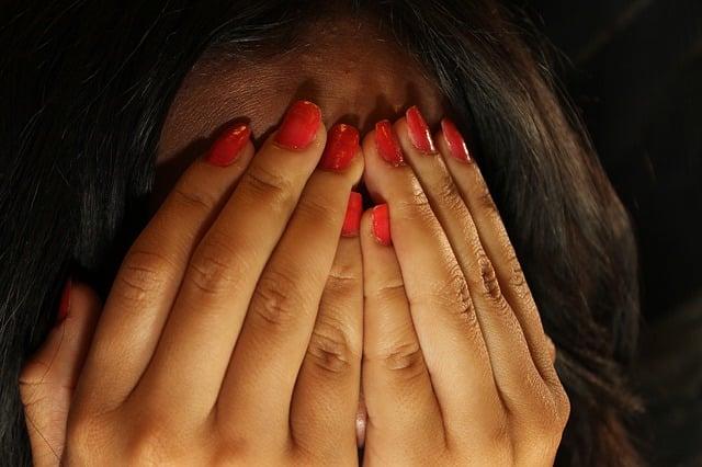 christian woman shame