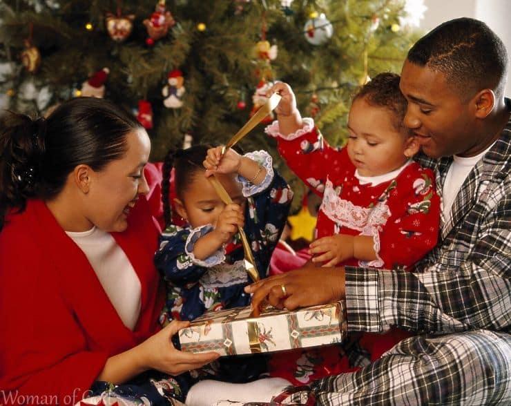 Abundant Joy During Christmas Prayer