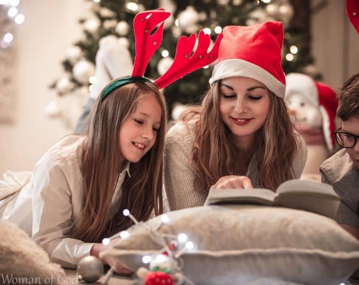 Christmas Family Prayer