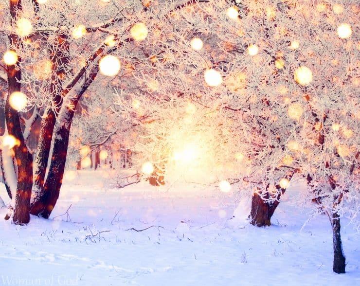 Peace During Christmas Prayer