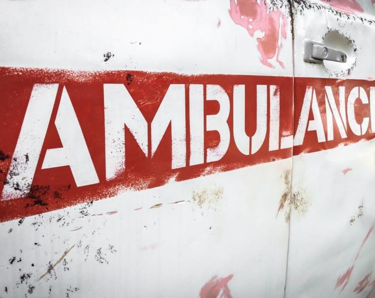 Prayers for Paramedics