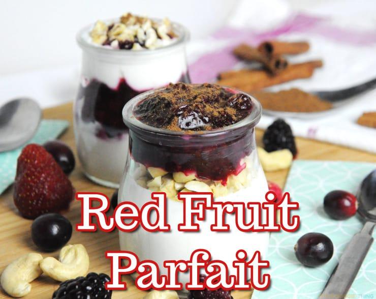 red fruit parfait fbsm