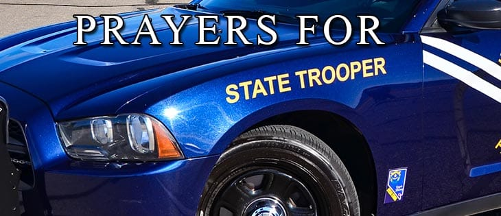 prayer for state troopers