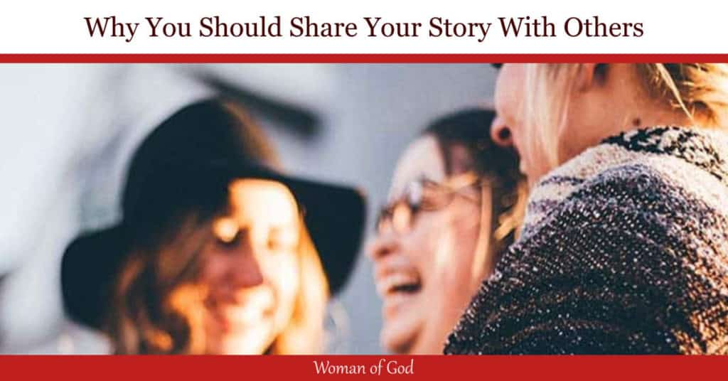 why you should share your story with others
