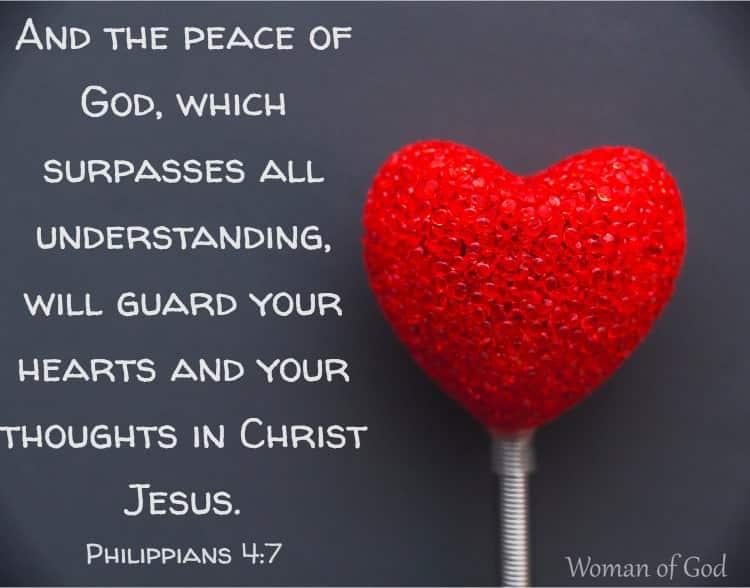 Philippians 4:7 Bible Verse