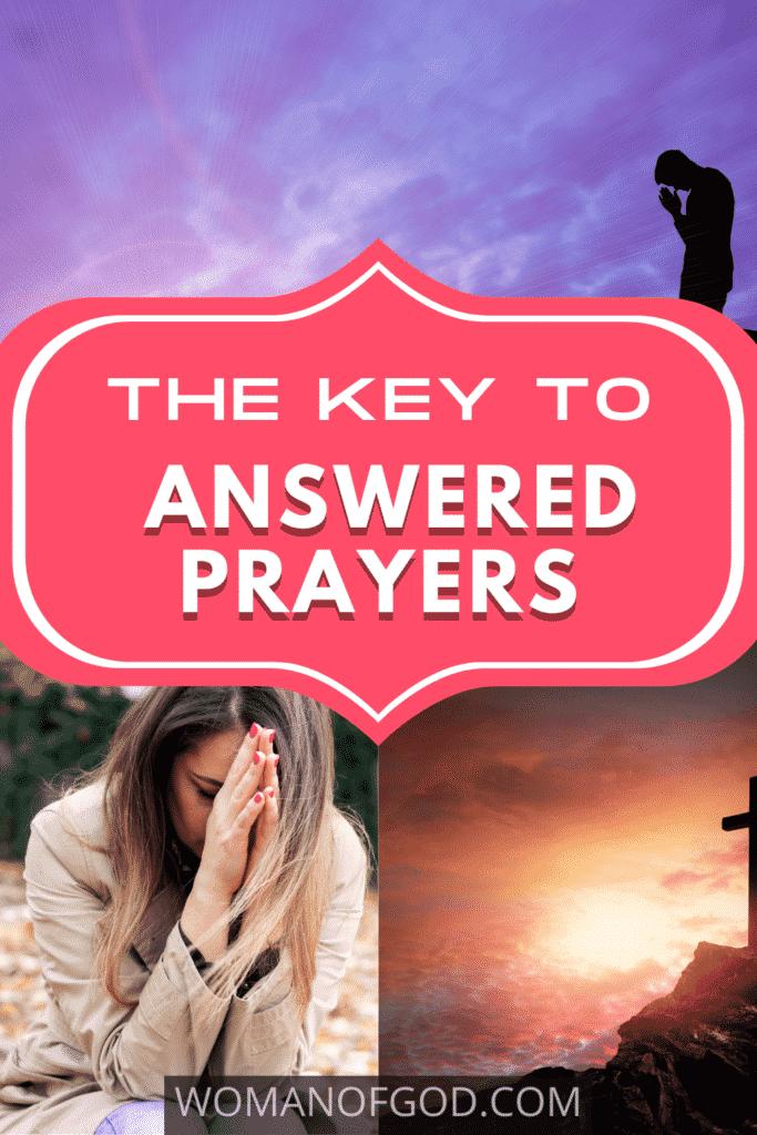 Key To Answered Prayers
