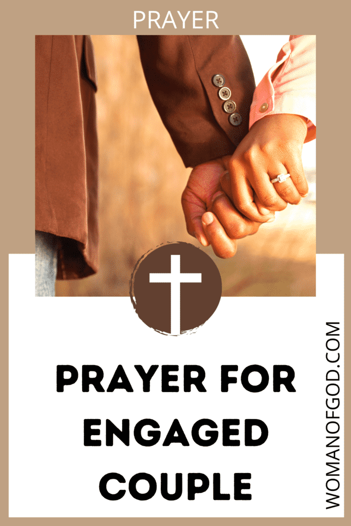 Prayer for engaged couple