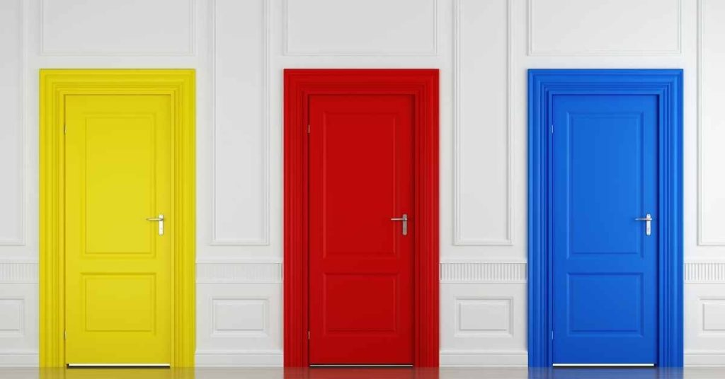 Ask God To Open Doors and Close Others