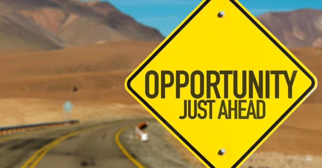 Pray Over New Opportunities