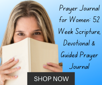 prayer journal for women