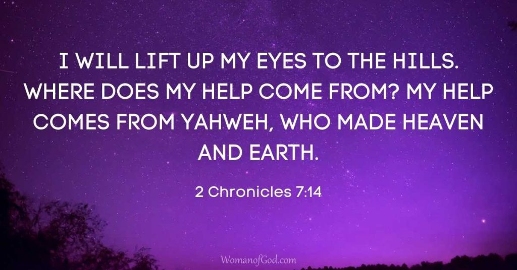 Verse of the Day 2 Chronicles 7:14